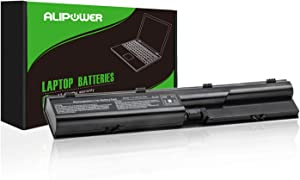 Alipower Laptop Battery Compatible with HP Probook 4530s 4330s 4430s Series - fits P/N 633805-001 / HSTNN-IB2R / 633733-321