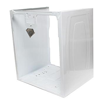 KitchenAid 8533643o lavadora Asamblea partes armario - blanco ...