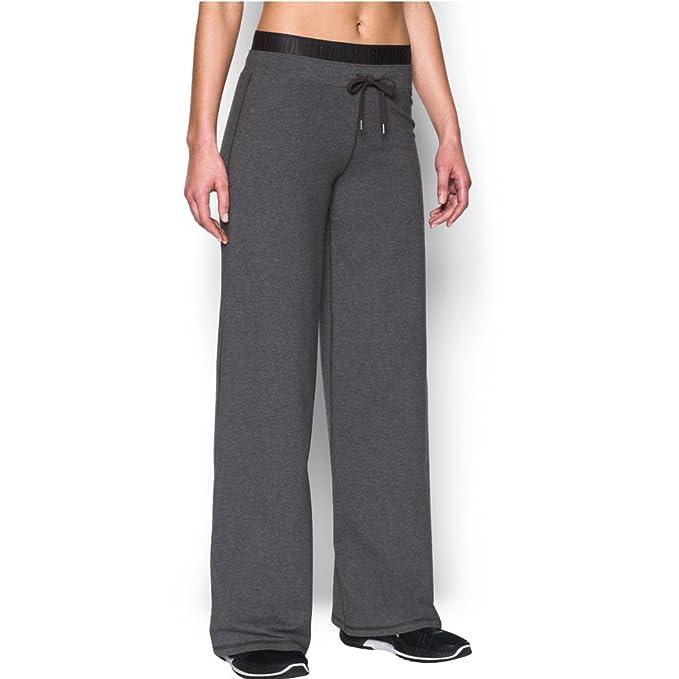 0d74cf5a Under Armour Womens Favorite Wide Leg Pants