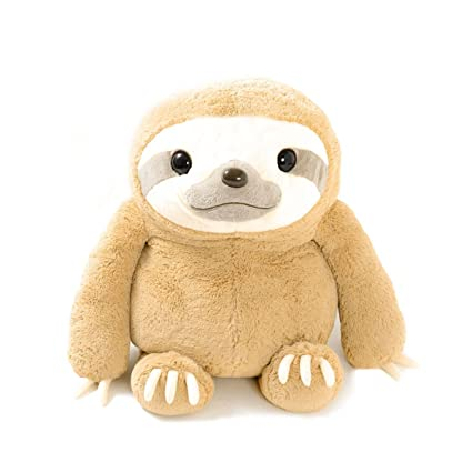 Amazon Com Endearing Sloth Stuffed Animal Plush 15 7 Inch Birthday