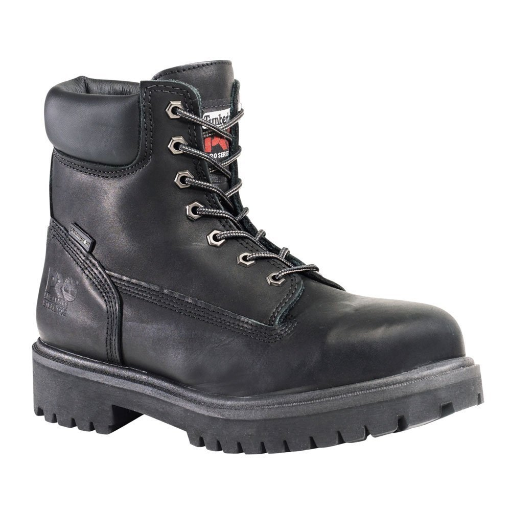 Timberland Pro Men's Direct Attach 6 Inch Steel Toe Work Boots