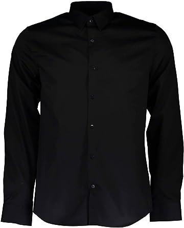 GUESS MARCIANO 74H4394139Z Camisa con Las Mangas largas ...
