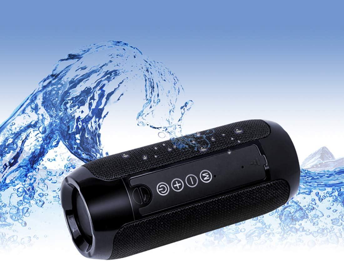 Altavoz Bluetooth 40W, Altavoz Bluetooth Portatiles IPX6 con Powerbank, 15 Horas De Reproducción, Sonido Estéreo TWS, Efecto De Triple Bajo, Speaker Bluetooth 5.0 Y Manos Libres