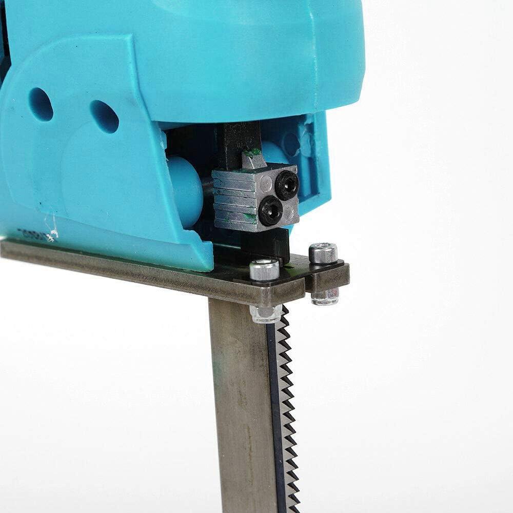20 cm Lama per sega 110 V 570 W ETE ETMATE Taglierina elettrica per spugne Taglierina elettrica per gommapiuma Schiuma reclinabile in gomma sega a macchina