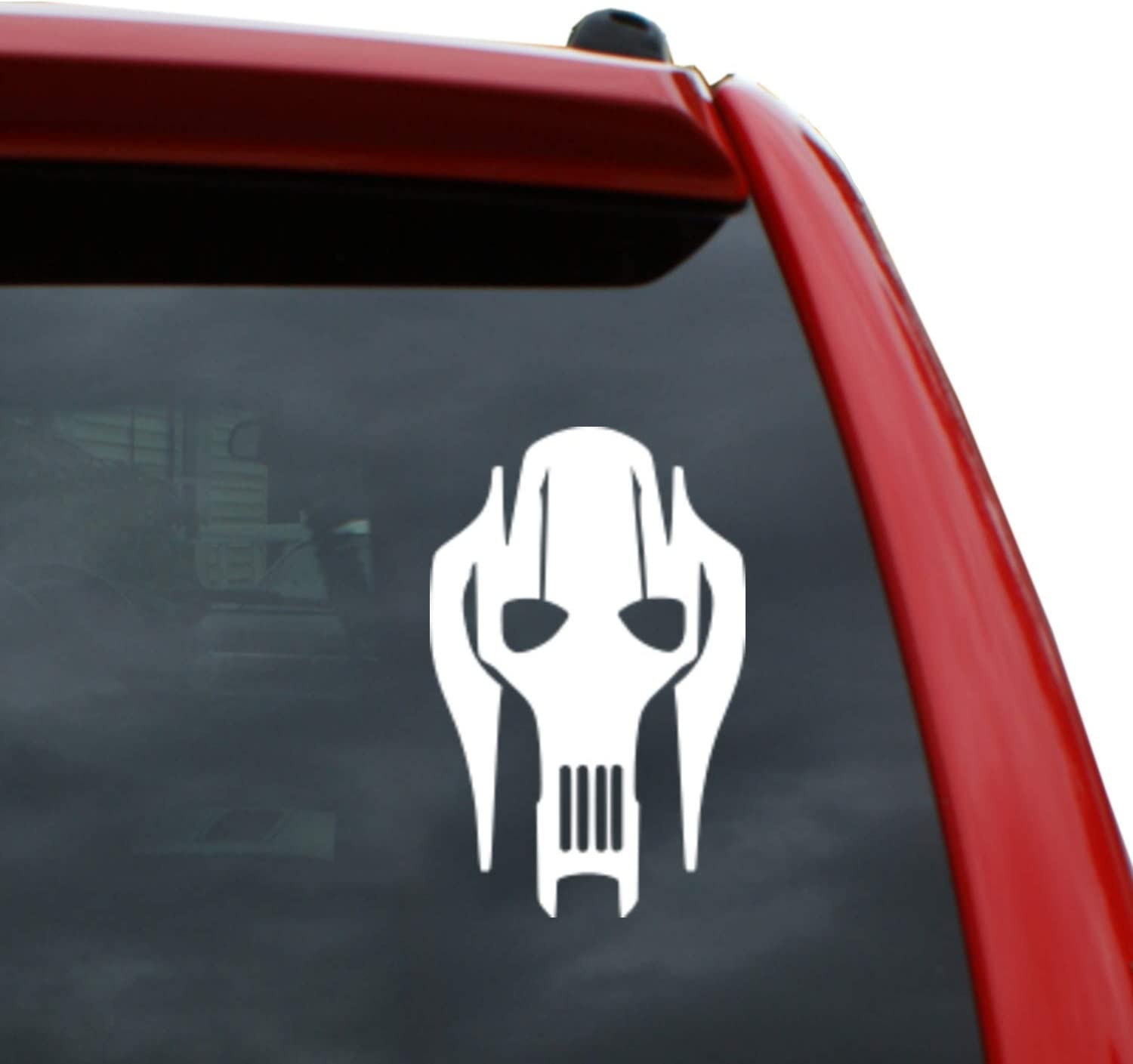 Star Wars-General Grievous Decal FREE US SHIPPING