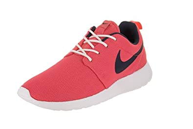 Where Can I Buy Nike Roshe Run Womens Running Shoes Red And White