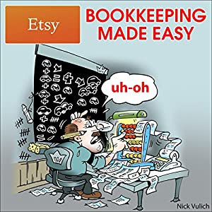 Etsy Bookkeeping Made Easy Audiobook