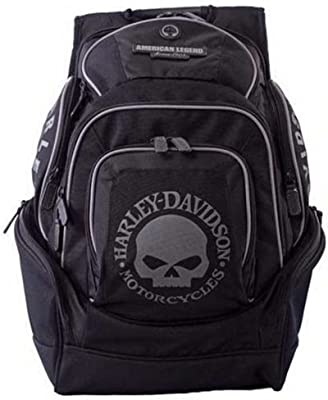 Harley-Davidson Skull Backpack