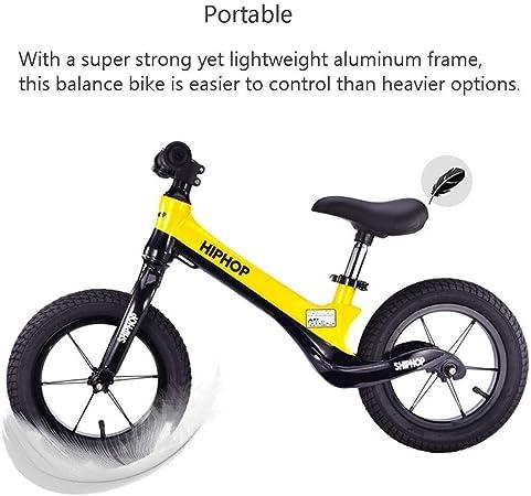 Bicicleta Sin Pedales Ultraligera Balance Bike, Girls Bike ...