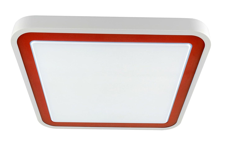 LED RGB Deckenleuchte Dimmbar Fernbedieung Desginleuchte Wohnzimmer Lampe Amazonde Beleuchtung