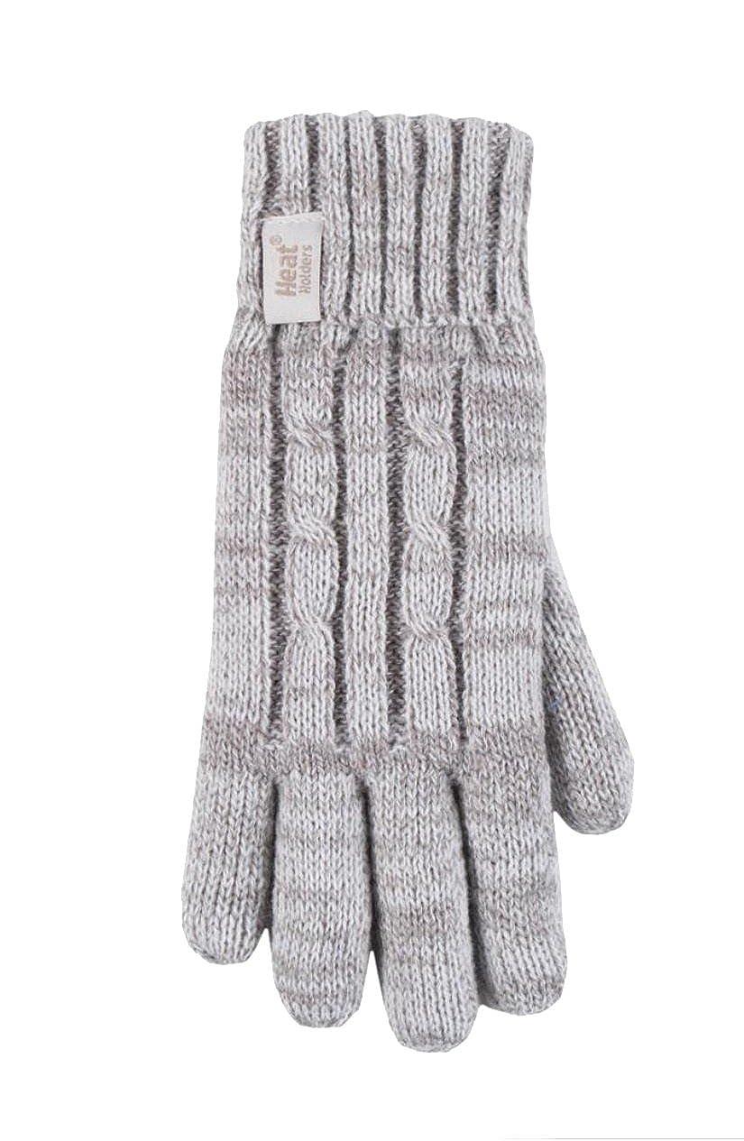 713314b591cd HEAT HOLDERS - Ensemble bonnet,  é charpe et gants - Fille écharpe et gants  - Fille