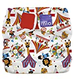 Bambino Mio, Miosolo All-In-One Cloth Diaper, Onesize, Circus time