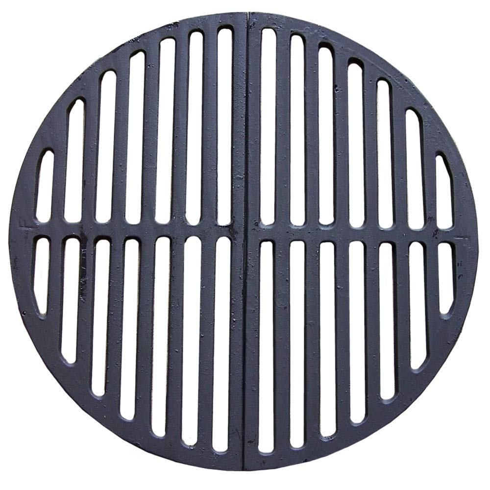 The Blue Rooster Chiminea Fire Pit Grates - 2 Piece - 15.25''