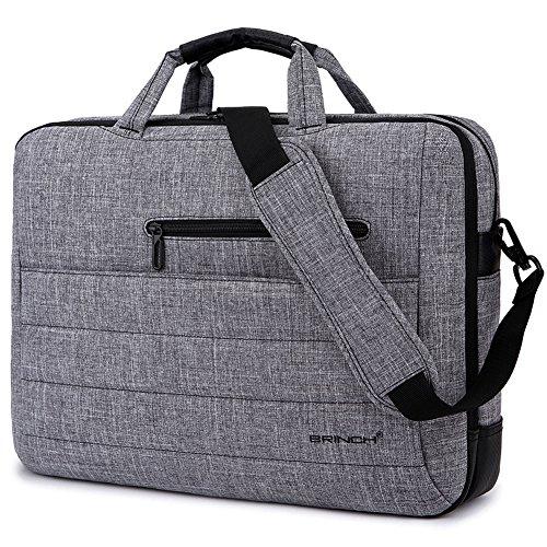 BRINCH Style Shockproof Laptop Messenger product image