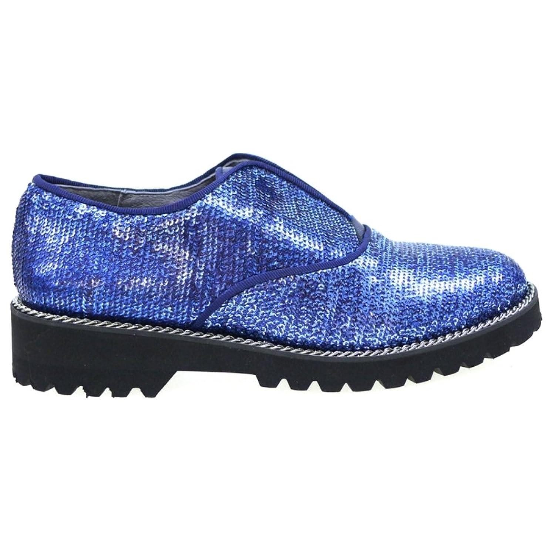Kanna Zapato Blucher Mujer KI5641 Azul 38 EU