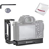 YC onion L Plate Bracket Quick Release Plate for Sony Mirrorless Camera SonyA7IIA7IIIA7RIIA7RIIIA7SIIA9