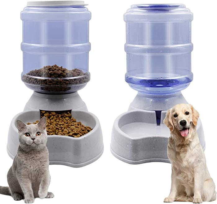 Top 10 Pet Food Dispenser 6 Gallon