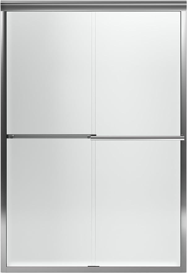 Kohler k-709063-d3-shp gradiente puerta deslizante de ducha, 70 ...