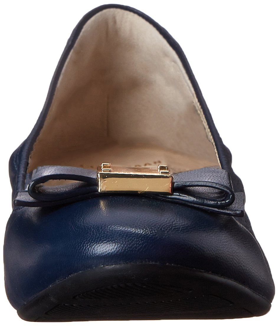 Cole Haan Women's Tali Bow Ballet Flat, Blazer Blue, 8 B US by Cole Haan (Image #4)