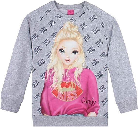 Top Model M/ädchen Sweatshirt 85052