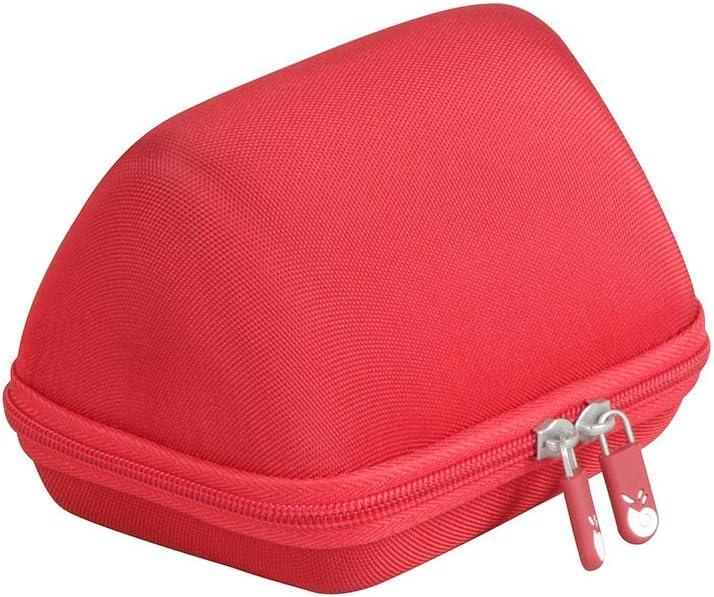 Hermitshell Hard Travel Case for OontZ Portable Bluetooth Speaker Case for OontZ Angle Solo, Black