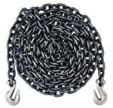 "3/8"" - Grade 80 Binder Chain - Grab Hooks"