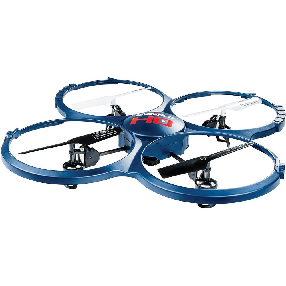 mini drone: 2,4 GHz de 4 CH 6 Axis Gyro RC Quadcopter