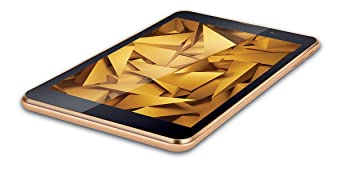 iBall Slide Nimble 4GF Tablet  8 inch, 16 GB, Wi Fi + 4G LTE + Voice Calling , Rose Gold Computers   Accessories