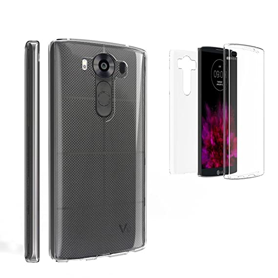 best sneakers a1858 53292 LG V10 case, Beyond Cell Tri Max 360° Ultra [Slim] Protection Shield +  Build in screen protector [ Full Body Armor] with Back [Scratch Resistant]  ...