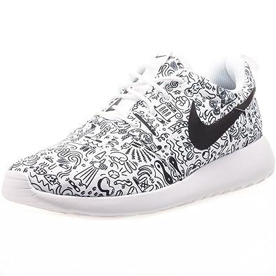 Nike Wmns Roshe One Print Prem, Scarpe da Fitness Donna ...