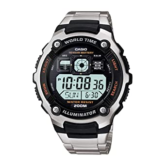 Casio General Mens Watches Sporty Digital AE-2000WD-1AVDF - WW