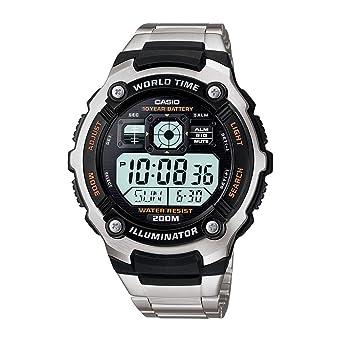 Casio General Mens Watches Sporty Digital AE-2000WD-1AVDF - WW