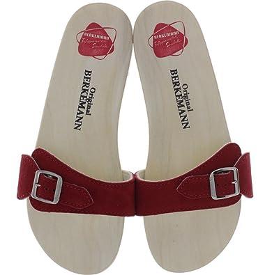 Berkemann Wechselriemen Original-Sandale rot Leder - Berkemann 2