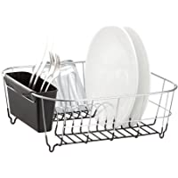 Deluxe Chrome-plated Steel Small Dish Drainers Deals