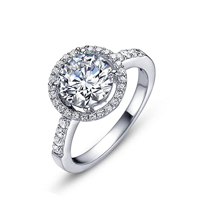 platinum ending product cut ring band diamond brilliant never l jewelry jewellery