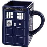 Vandor Doctor Who Tardis Ceramic Sculpted Mug (16101)