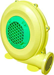 VVXLY Air Blower 480 Watt, Bounce House Blower for Inflatables Jump House, Inflatable Castle and Jump Slides, 0.65HP Fan Pump Commercial Inflatable Blower