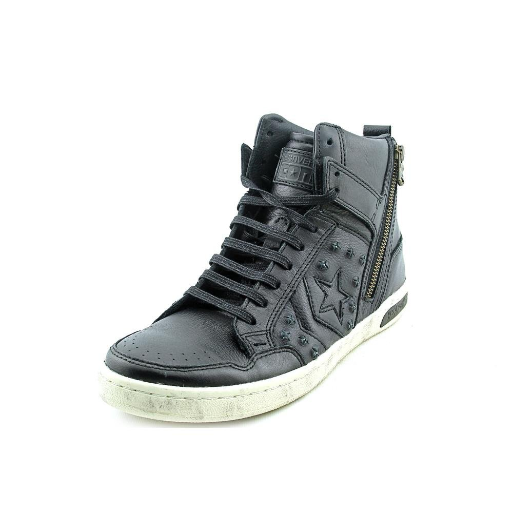Galleon - Converse By John Varvatos  JV Weapon  Zip Hi Top Shoes  Black Turtledove 142967C (SIZE  9) 6438dbac5