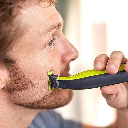 D.ragon OneBlade - Lote de Cuchillas de Repuesto para afeitadora Philips (Impermeables, fáciles de Instalar, no tiran el Pelo, para Cara y Cuerpo: Amazon.es: Hogar