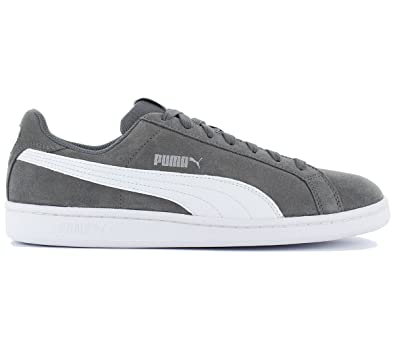 Chaussures Puma Smash beiges Casual unisexe