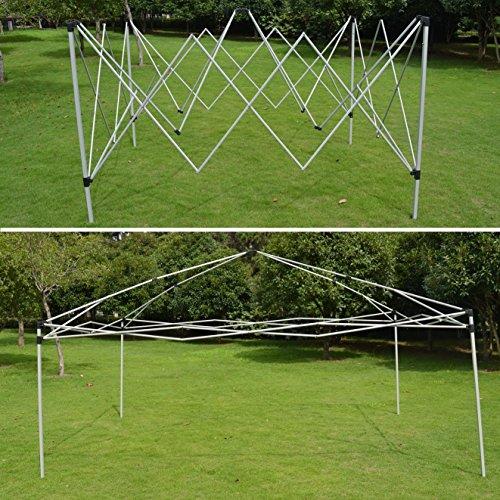Ez Pop Up Wedding Party Tent 10 X10 Folding Gazebo Beach