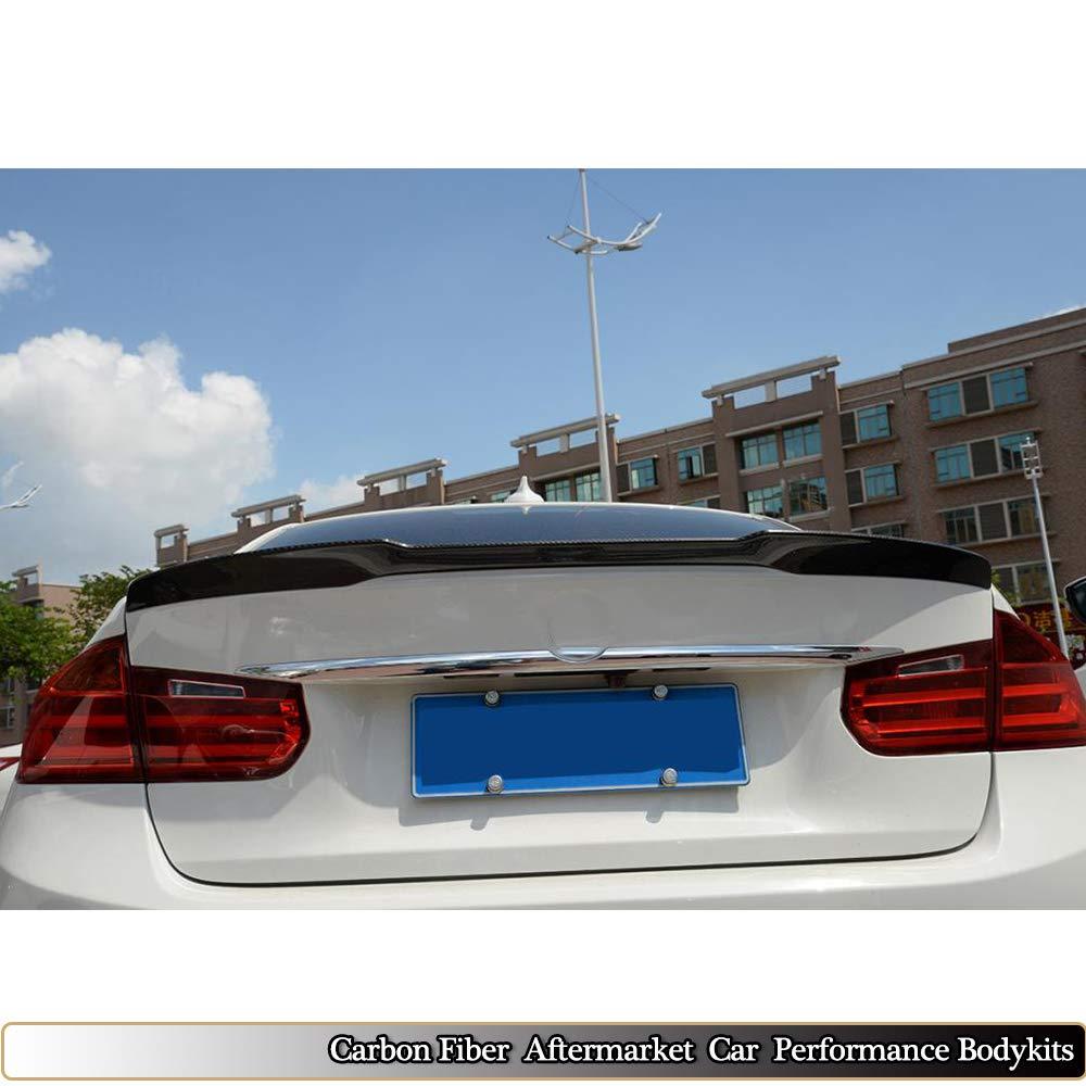 Fit For Bmw 3 Series 318i 320i 325i 330i E90 M3 Carbon Fiber Rear Spoiler Rear Wing Fine Workmanship Spoilers & Wings Exterior Parts