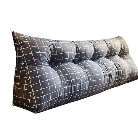 TY-Cushion MMM Triángulo Almohada Cojín Almohada Cojín Suave ...