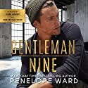 Gentleman Nine Audiobook by Penelope Ward Narrated by Sebastian York, Andi Arndt