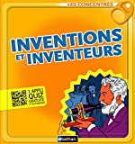 img - for Inventions et inventeurs - Les Concentr s (LES CONCENTRES) (French Edition) book / textbook / text book