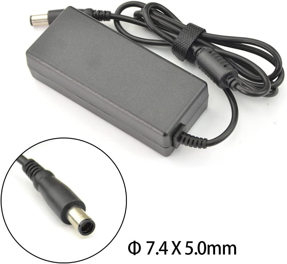 Futurebatt Laptop AC Power Adapter Charger for HP Compaq Presario Cq40 Cq43 Cq45 Cq50 Cq57 Cq58 Cq60 Cq61 Cq62 Cq71 Cq72 CQ60-615dx CQ61-200 Supply Cord