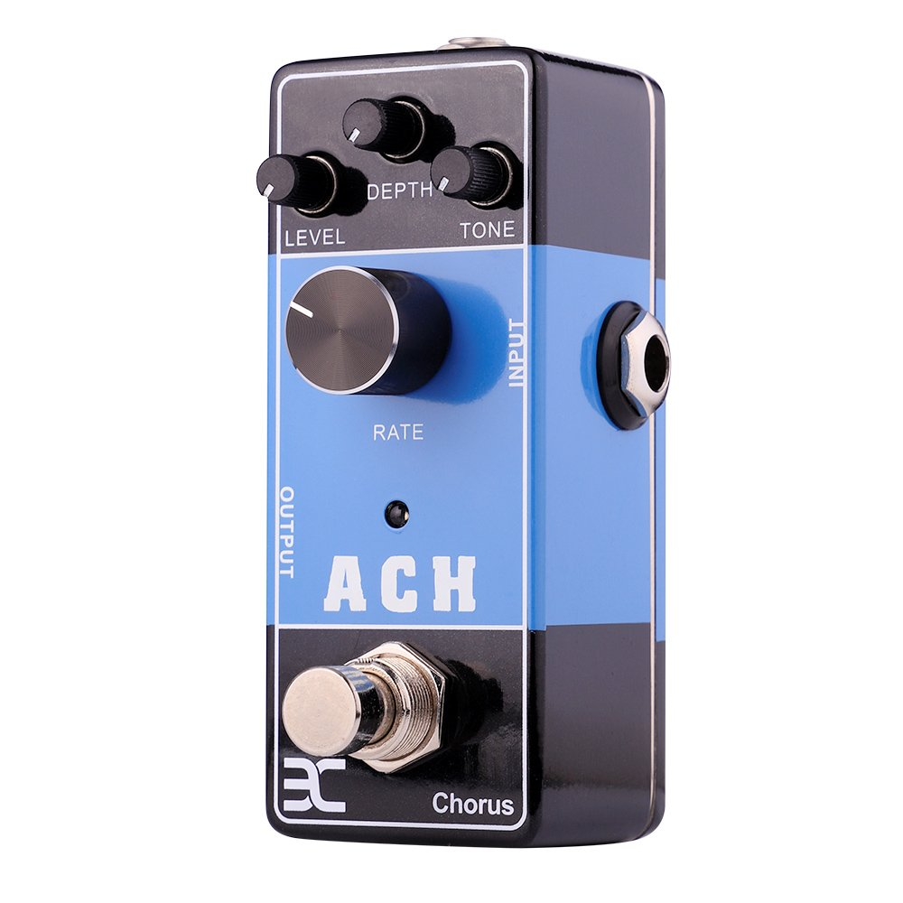 Acoustic Guitar Pure Analog Chorus Effects Pedals, Single Effects by EX