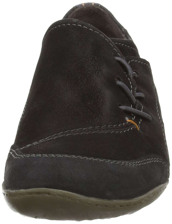 Marc Shoes Kira, Damen Slipper, Schwarz (Black 100), 39 EU
