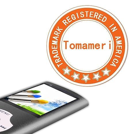 Amazon.com: Tomameri - Reproductor portátil Mp3 / Mp4 con ...