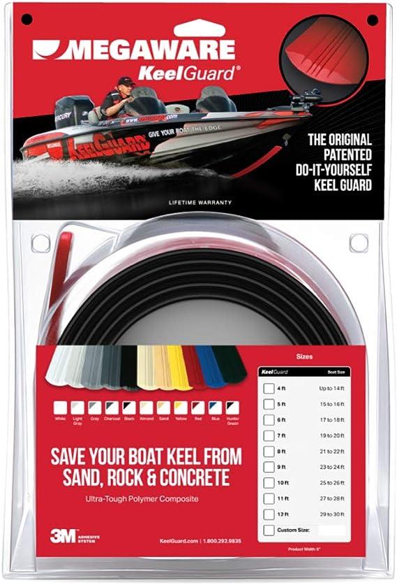 MEGAWARE KEELGUARD Boat Keel and Hull Protector